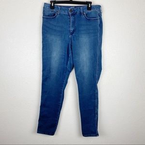 Seven7 High Rise Skinny Jeans Size 12